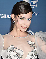 LOS ANGELES, CA - JANUARY 05: Sofia Carson attends Michael Muller's HEAVEN, presented by The Art of Elysium at a private venue on January 5, 2019 in Los Angeles, California.<br /> CAP/ROT/TM<br /> ©TM/ROT/Capital Pictures