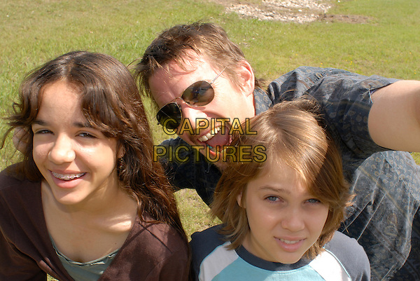 Lorelei Linklater, Ethan Hawke, Ellar Coltrane<br /> in Boyhood (2014) <br /> *Filmstill - Editorial Use Only*<br /> CAP/FB<br /> Image supplied by Capital Pictures