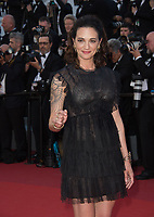 Asia Argento at the premiere for &quot;Ismael's Ghosts&quot; at the opening ceremony of the 70th Festival de Cannes, Cannes, France. 17 May 2017<br /> Picture: Paul Smith/Featureflash/SilverHub 0208 004 5359 sales@silverhubmedia.com