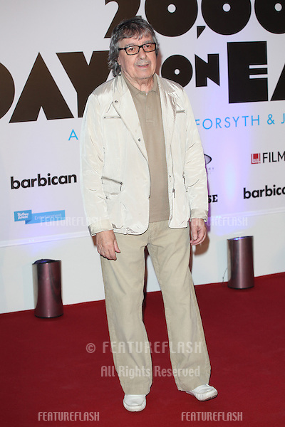 Bill Wyman attending the '20,000 Days on Earth' Gala preview screening at Barbican Centre, London. 17/09/2014 Picture by: Alexandra Glen / Featureflash