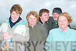 Taking time out for p photo at the walk in aid of thr Kerry Parents Association on Sunday in Ballybunion were. Joanne Halpin, Breda Kiely, and Helen Galvin, with Eoin and Philip Kiely............   Copyright Kerry's Eye 2008