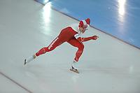 SCHAATSEN: GRONINGEN: Sportcentrum Kardinge, 18-01-2015, KPN NK Sprint, Maurice Vriend, ©foto Martin de Jong