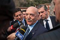 Luigi Angeletti,  Segretario Nazionale UIL