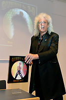www.acepixs.com<br /> <br /> October 12 2017, Frankfurt<br /> <br /> Musician Brian May presents his new book 'Queen in 3-D' on October 12 2017 in Frankfurt, Germany<br /> <br /> By Line: Famous/ACE Pictures<br /> <br /> <br /> ACE Pictures Inc<br /> Tel: 6467670430<br /> Email: info@acepixs.com<br /> www.acepixs.com