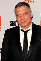 """LOS ANGELES - AUG 15:  Holt McCallany at the """"Shot Caller"""" Premiere at The Theatre at Ace Hotel on August 15, 2017 in Los Angeles, CA"""
