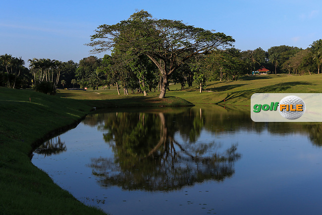 A view from the 5th green during Round 4 of the Maybank Championship on Sunday 12th February 2017.<br /> Picture:  Thos Caffrey / Golffile<br /> <br /> All photo usage must carry mandatory copyright credit     (&copy; Golffile | Thos Caffrey)