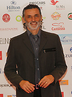 Giornate Professionali del Cinema 2014   <br /> Enrico Lo Verso  attends at photocall for the movie &quot;Nomi e Cognomi i &quot; during the professional days of cinema in Sorrento december 02 , 2014                         Giornate Professionali del Cinema 2014