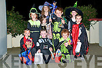 Halloween Trick or treating. Trick or Treating in the Mountcoal are on Saturday night were members of the Galvin families of Mountcoal and the Trant family from Toornageehy, Listowel