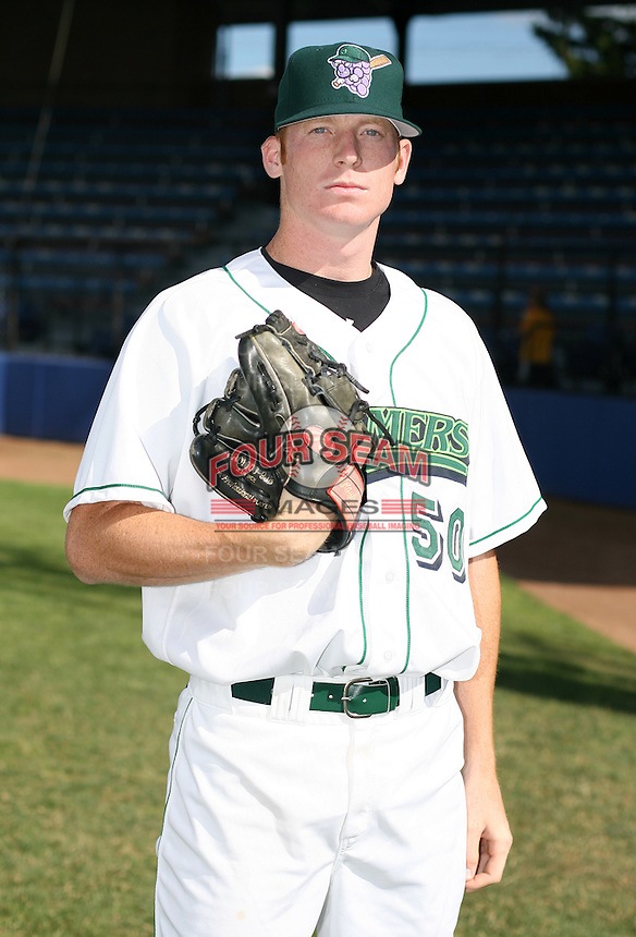 milb jamestown jammers 2007 four seam images