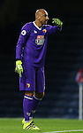 Heurelho Gomes of Watford during the Premier League match at Turf Moor Stadium, Burnley. Picture date: September 26th, 2016. Pic Simon Bellis/Sportimage