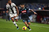 Lorenzo Insigne of Napoli<br /> Napoli 14-12-2019 Stadio San Paolo <br /> Football Serie A 2019/2020 <br /> SSC Napoli - Parma Calcio 1913<br /> Photo Cesare Purini / Insidefoto
