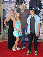 Chuck Liddell at The Disney World Premiere of The Lone Ranger held at at Disney California Adventure in Anaheim, California on June 22,2021                                                                   Copyright 2013 DVSIL / iPhotoLive.com
