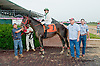 A Student winning at Delaware Park on 8/28/2013