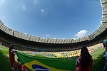 General view, JUNE 28, 2014 - Football / Soccer : FIFA World Cup Brazil 2014 round of 16 match between Brazil and Chile at Estadio Mineirao in Belo Horizonte, Brazil. (Photo by FAR EAST PRESS/AFLO)