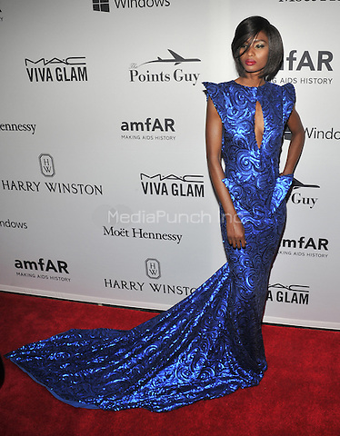 NEW YORK, NY - JUNE 9: Hawa Diawara attends the 7th Annual amfAR Inspiration Gala at Skylight at Moynihan Station on June 9, 2016 in New York City.. Credit: John Palmer / MediaPunch