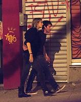 James Blunt & fiancee Sofia Wellesley in Brussels - EXCLUSIVE _ Belgium