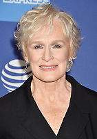 PALM SPRINGS, CA - JANUARY 03: Glenn Close attends the 30th Annual Palm Springs International Film Festival Film Awards Gala at Palm Springs Convention Center on January 3, 2019 in Palm Springs, California.<br /> CAP/ROT/TM<br /> &copy;TM/ROT/Capital Pictures