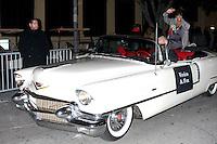 LOS ANGELES - NOV 28:  Vivica A. Fox arrives at the 2010 Hollywood Christmas Parade at Hollywood Boulevard on November 28, 2010 in Los Angeles, CA