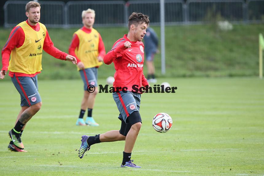 Vaclav Kadlec (Eintracht) - Eintracht Frankfurt Training, Commerzbank Arena