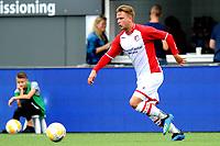 EMMEN - Voetbal, FC Emmen - AZ, De  Oude Meerdijk, Eredivisie, seizoen 2018-2019, 19-08-2018,  FC Emmen speler Wouter Marinus