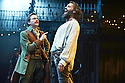 The Rover by Aphra Behn, A Royal Shakespeare Company Production directed by Loveday Ingram. With  Leander Deeny as Blunt, Joseph Millson as Willmore,  Opens at The Swan Theatre, Stratford Upon Avon on 15/9/16. CREDIT Geraint Lewis