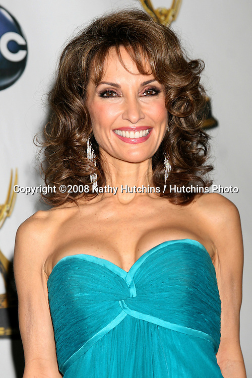 Susan Lucci in the Press Room after presenting at  the.Daytime Emmys 2008 at the Kodak Theater in Hollywood, CA on.June 20, 2008.©2008 Kathy Hutchins / Hutchins Photo .