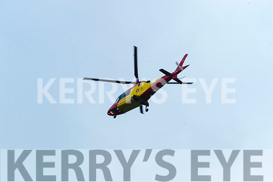 Air Ambulance based in Kerry Airport