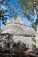 The Maya ruins of Coba, Quintana Roo, Mexico