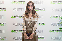 Melissa Jimenez attends to the presentation of the campaign 'Cuidadeti' of Herbalife at Room Mate Oscar Hotel in Madrid, Spain. November 23, 2017. (ALTERPHOTOS/Borja B.Hojas) /NortePhoto.com NORTEPHOTOMEXICO