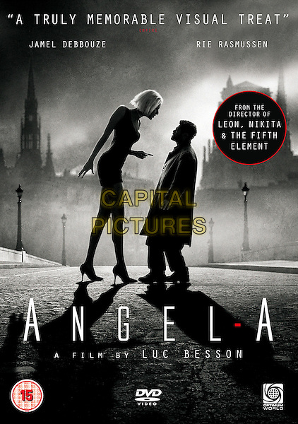 Angel-A (2005) <br /> POSTER ART<br /> *Filmstill - Editorial Use Only*<br /> CAP/KFS<br /> Image supplied by Capital Pictures