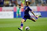 Rumi Utsugi (JPN), <br /> MAY 28, 2015 - Football / Soccer : Kirin Challenge Cup 2015 match between Womens Japan and Womens Italy at Minami Nagano Sports Park, Nagano, Japan. <br /> (Photo by AFLO) [2268]