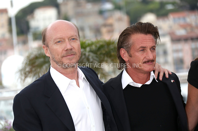 "WWW.ACEPIXS.COM . . . . .  ..... . . . . US SALES ONLY . . . . .....May 18 2012, Cannes....Paul Haggis and Sean Penn at the ""Haiti Carnaval in Cannes"" event at the Cannes Film Festival on May 18 2012 in France ....Please byline: FAMOUS-ACE PICTURES... . . . .  ....Ace Pictures, Inc:  ..Tel: (212) 243-8787..e-mail: info@acepixs.com..web: http://www.acepixs.com"