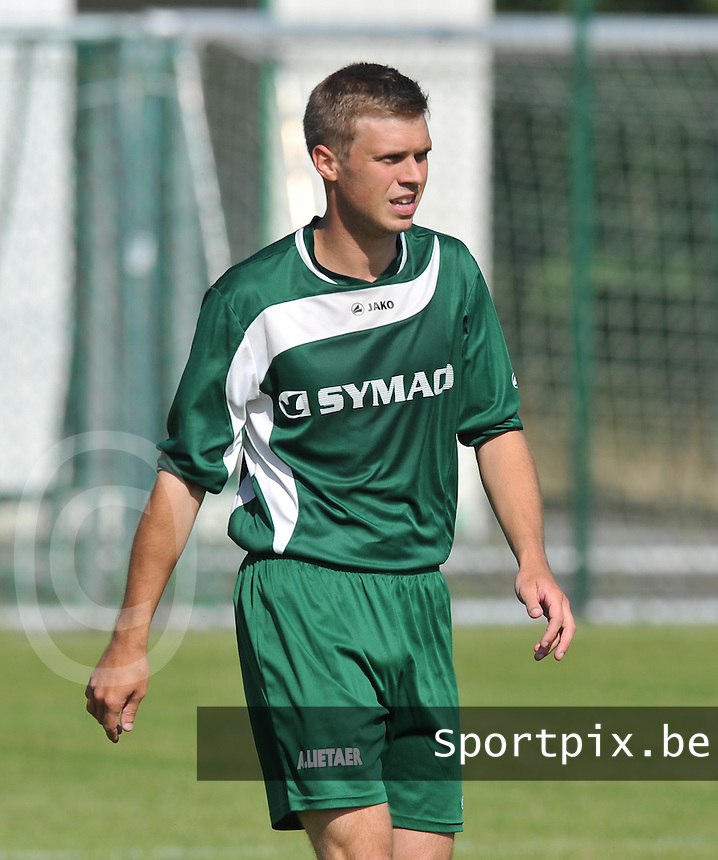 Rekkem Sport : Stijn Verheye.foto VDB / BART VANDENBROUCKE