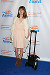 LOS ANGELES - DEC 6: Claire Wineland at The Actors Fund's Looking Ahead Awards at the Taglyan Complex on December 6, 2015 in Los Angeles, California