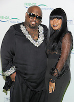 NEW YORK, NY - OCTOBER 13:CeeLo Green and Shani James attends the 2016 Friends of Hudson River Park Gala at Hudson River Park's Pier 62 on October 13, 2016 in New York City. Photo by John Palmer/MediaPunch