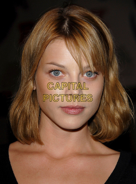 "LAUREN GERMAN.The Premiere of ""Standing Still"" held at The Arclight Theatre in Hollywood, California, USA..April 10th, 2006.Ref: DVS.headshot portrait .www.capitalpictures.com.sales@capitalpictures.com.Supplied By Capital PIctures"