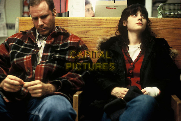 WILL FERRELL & ZOOEY DESCHANEL.in Winter Passing.*Editorial Use Only*.www.capitalpictures.com.sales@capitalpictures.com.Supplied by Capital Pictures.