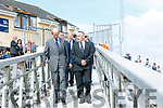 Prince Edward, Duke of Kent,  visited  the RNLI Lifeboat station in Fenit on Tuesday here with Tom McCormack