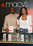 "MACY'S HERALD SQUARE WELCOMES SEAN ""DIDDY"" COMBS FOR THE WORLD PREMIERE AND WINDOW UNVEILNG OF HIS NEW FRAGRANCE 3AM"