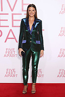 """LOS ANGELES - MAR 7:  Emily Baldoni at the """"Five Feet Apart"""" Premiere at the Bruin Theater on March 7, 2019 in Westwood, CA"""