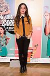 "Nuria Gago attends the Premiere of the Theater Play ""Al Final de la carretera"" at Fenan Gomez Theatre in Madrid, Spain. October 7, 2014. (ALTERPHOTOS/Carlos Dafonte)"