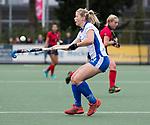 UTRECHT -   Sophie Bray (Kampong)  tijdens de hockey hoofdklasse competitiewedstrijd dames:  Kampong-Laren (2-2). COPYRIGHT KOEN SUYK