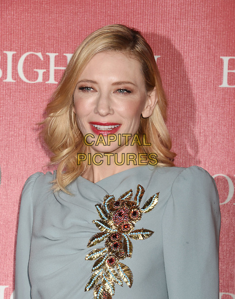 PALM SPRINGS, CA - JANUARY 02: Actress Cate Blanchett attends the 27th Annual Palm Springs International Film Festival Awards Gala at Palm Springs Convention Center on January 2, 2016 in Palm Springs, California.<br /> CAP/ROT/TM<br /> &copy;TM/ROT/Capital Pictures
