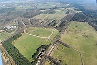 Wentorfer Lohe: EUROPA, DEUTSCHLAND, SCHLESWIG- HOLSTEIN, WENTORF(GERMANY), 08.03.2008: Wentorfer Lohe,  Uebersicht, Abholzung, ehemaliges Uebubgsbebiet der Bundeswehr, Luftbild, Luftaufnahme, Luftansicht, Aufwind-Luftbilder, .c o p y r i g h t : A U F W I N D - L U F T B I L D E R . de.G e r t r u d - B a e u m e r - S t i e g 1 0 2, 2 1 0 3 5 H a m b u r g , G e r m a n y P h o n e + 4 9 (0) 1 7 1 - 6 8 6 6 0 6 9 E m a i l H w e i 1 @ a o l . c o m w w w . a u f w i n d - l u f t b i l d e r . d e.K o n t o : P o s t b a n k H a m b u r g .B l z : 2 0 0 1 0 0 2 0  K o n t o : 5 8 3 6 5 7 2 0 9.C o p y r i g h t n u r f u e r j o u r n a l i s t i s c h Z w e c k e, keine P e r s o e n l i c h ke i t s r e c h t e v o r h a n d e n, V e r o e f f e n t l i c h u n g n u r m i t H o n o r a r n a c h M F M, N a m e n s n e n n u n g u n d B e l e g e x e m p l a r !.