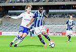 Stockholm 2015-03-05 Fotboll Svenska Cupen Djurg&aring;rdens IF - IFK Norrk&ouml;ping :  <br /> Djurg&aring;rdens Amadou Jawo i kamp om bollen med Norrk&ouml;pings Alexander Fransson under matchen mellan Djurg&aring;rdens IF och IFK Norrk&ouml;ping <br /> (Foto: Kenta J&ouml;nsson) Nyckelord:  Djurg&aring;rden DIF Tele2 Arena Svenska Cupen Cup IFK Norrk&ouml;ping Peking