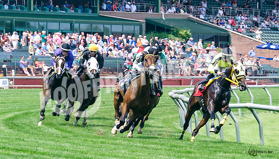 Summer's Here winning at Delaware Park on 6/11/16