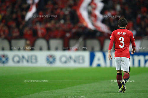 Tomoya Ugajin (Reds), FEBRUARY 28, 2017 - Football / Soccer : 2017 AFC Champions League Group F match between Urawa Reds 5-2 FC Seoul <br /> at Saitama Stadium 2002, Saitama, Japan. <br /> (Photo by Sho Tamura/AFLO SPORT)