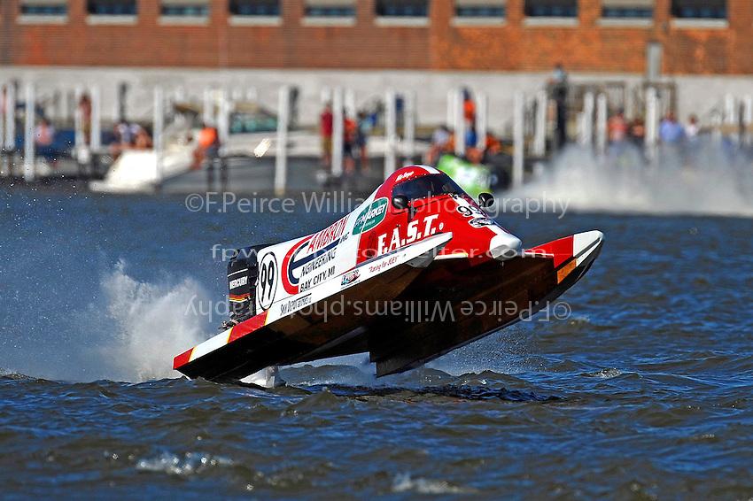 Mike Beegle (#99)     (Formula 1/F1/Champ class)