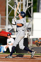 July 16, 2009:  J.R. Higley of the Vermont Lake Monsters during a game at Russell Diethrick Park in Jamestown Jammers, NY.  The Lake Monsters are the NY-Penn League Short-Season Class-A affiliate of the Washington Nationals.  Photo By Mike Janes/Four Seam Images