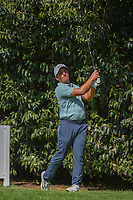 Francesco Molinari (ITA) watches his tee shot on 2 during round 3 of the World Golf Championships, Mexico, Club De Golf Chapultepec, Mexico City, Mexico. 3/3/2018.<br /> Picture: Golffile | Ken Murray<br /> <br /> <br /> All photo usage must carry mandatory copyright credit (&copy; Golffile | Ken Murray)